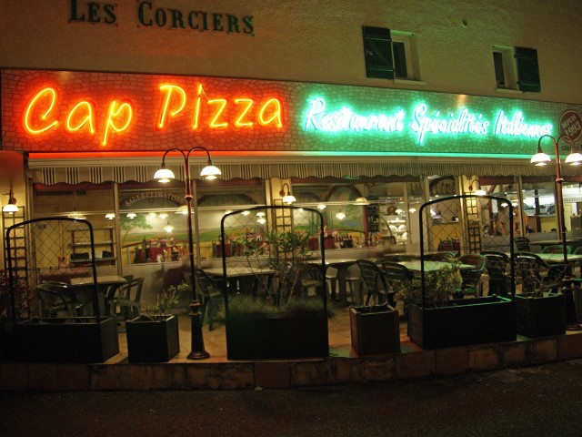 Cap Pizza